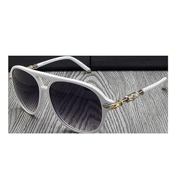 Sunglasses hombre Gafas de sol polarizadas Gafas de piloto Gafas de sol polarizadas Espejo de rana ...