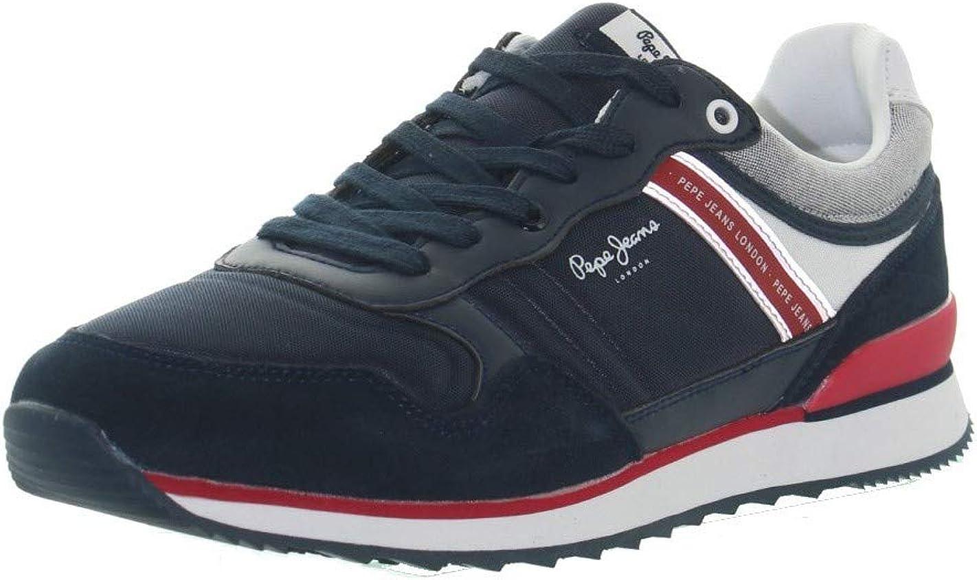 Pepe Jeans Cross 4 PMS 30607 Marino Zapatillas para Hombre