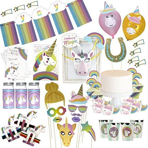 Musykrafties – Decoración para fiestas y kit para cupcakes ...