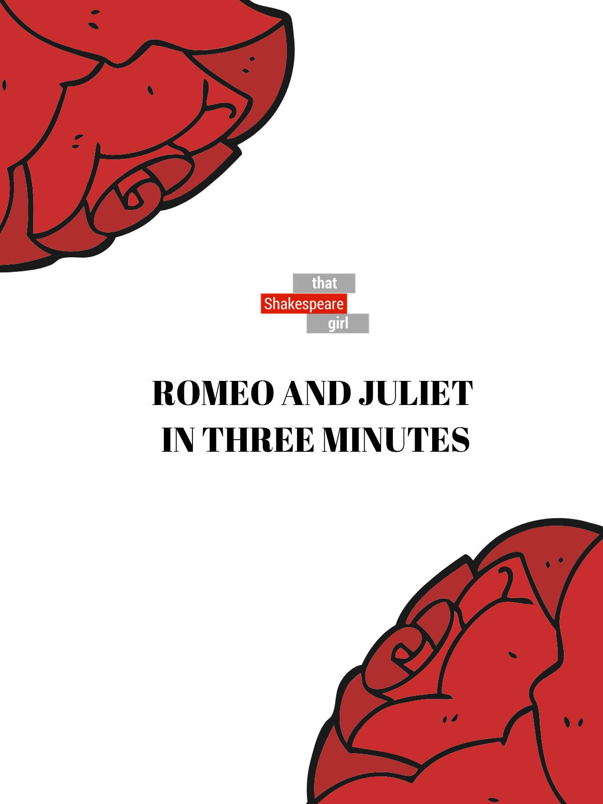 Romeo and Juliet in 3 Minutes on Amazon Prime Video UK