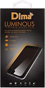 Dima Luminous Tempered Glass Screen Protector for Oppo A57, Clear