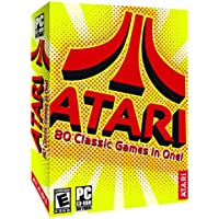 Atari: The 80 Classic Games in One (Jewel Case) - PC