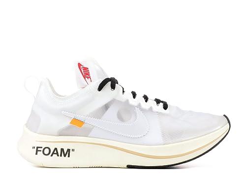 The 10 Zoom Fly Off-White Zapatillas de Running para Hombre Mujer: Amazon.es: Zapatos y complementos