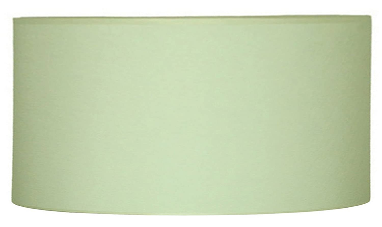 Iluminaci/ón idea di/ámetro 14 cm; para l/ámparas de pie l/ámparas de pie de la pared luz de la mesilla de noche de la Cilindro pantalla cil/índrica cubierta de la l/ámpara campana en la tela laminada a una capa de PVC