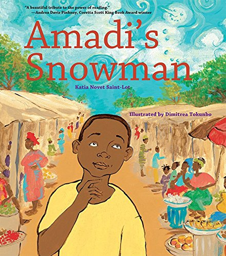 Amadi's Snowman: A Story of Reading pdf epub