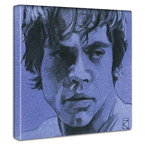[Atoderi] of Luke Skywalker Art panel Interior Art Goods stw-0017