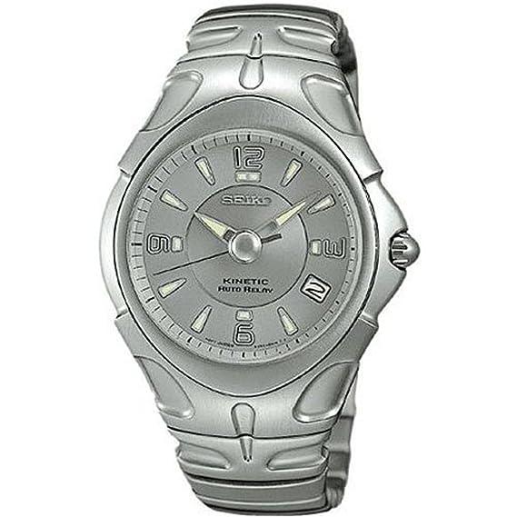 Seiko De los Hombres Relojes Kinetic Auto Relay sma011p – WW