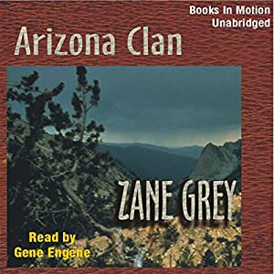 Arizona Clan Audiobook