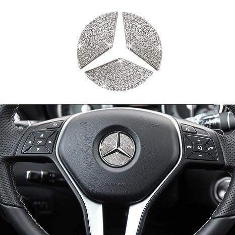 Amazon.com: 1797 Mercedes Benz Decoración Interior Cristal ...
