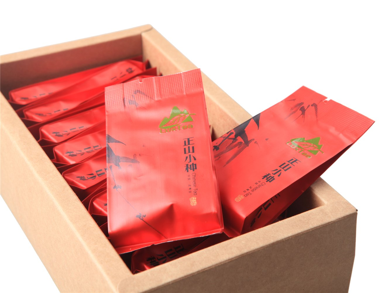 Luxtea Chinese Top10 Famous Tea–Black Teas–Lapsang Souchong Tea -Grade AA (High Grade)