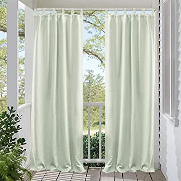 Amazon Com Hgmart Hook And Loop Tape Outdoor Curtain Privacy For