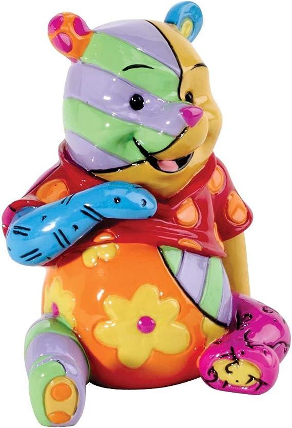 Imagen deDisney Britto Figurillas Decorativas con diseño Disney, Resina, Multicolor, 6 x 1.1 cm