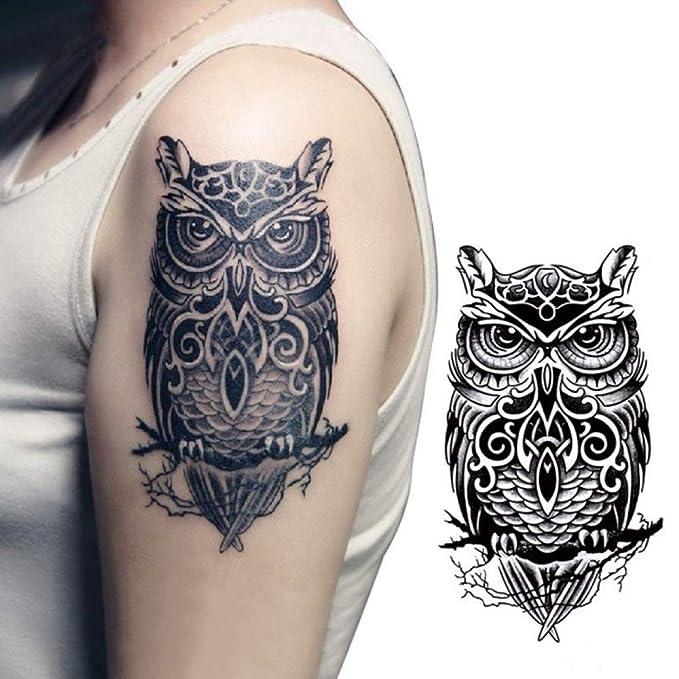 ljmljm 3 PC diseños Impermeable Etiqueta engomada del Tatuaje en ...