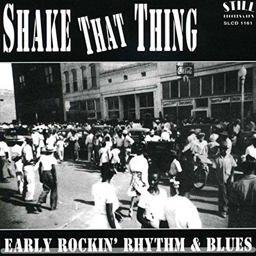 Shake That Thing [Audio CD] Various - Shake Shake Bridge Thomas