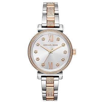 Michael Kors Damenarmbanduhr Sofie MK3880  Amazon.de  Uhren c7ca2e5f1e