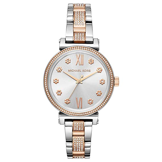 Michael Kors SOFIE MK3880 Reloj de Pulsera para mujeres: Amazon.es: Relojes