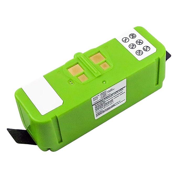 subtel 2X Batería Premium (14.4V, 4000mAh, Li-Ion) Compatible con ...