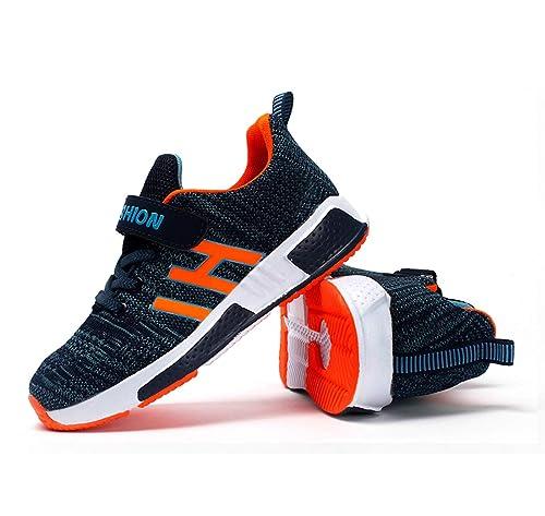 purchase cheap 02369 51430 Goalsse Kinder Schuhe Jungen Outdoor Mode Casual Sport Schuhe  Klettverschluss Low-Top Turnschuhe Indoor Anti-Slip Ultraleicht  Atmungsaktiv Sneakers ...