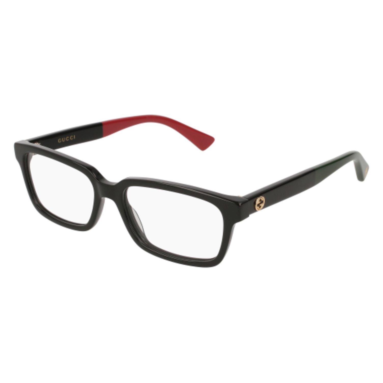 Eyeglasses Gucci GG 0168 O- 003 BLACK /