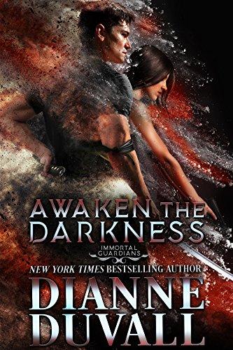 Awaken the Darkness (Immortal Guardians Book 8) cover