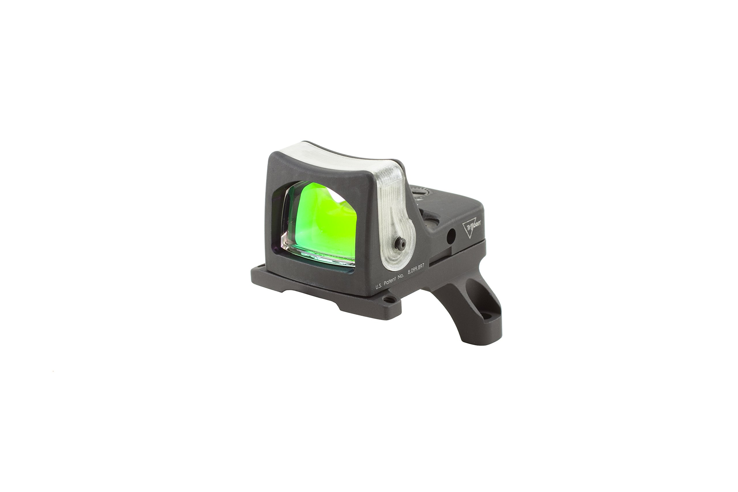 Trijicon RM04-35 RMR 7 MOA Dual-Illuminated Amber Dot Sight with RM35 Full Size ACOG Mount with Bosses by Trijicon (Image #4)