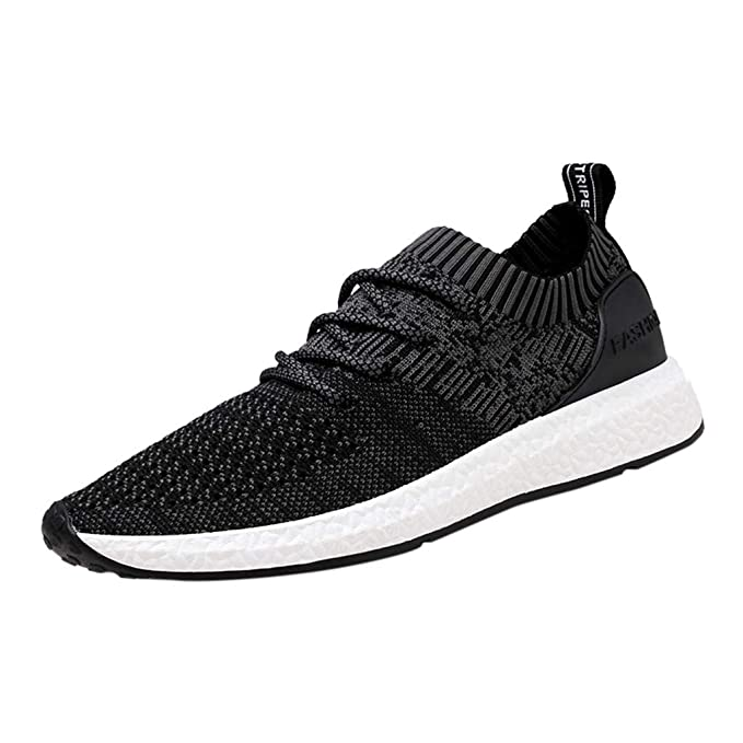 7798679d55409 Men's Energy Cushioning Sneakers, Ultra Lightweight Breathable ...