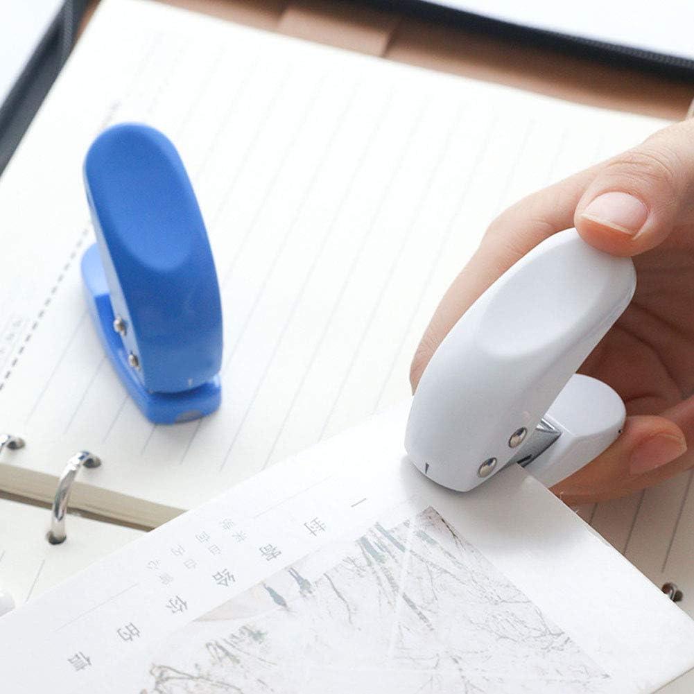 LAVALINK Papier Puncher Loose-Feuille Compte Livre Pages Trou Papeterie /École Poin/çonneuse Fournitures De Bureau