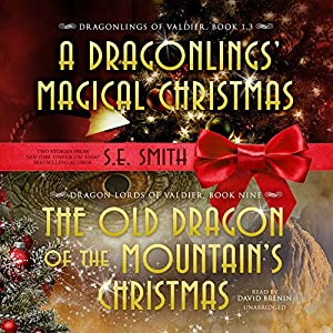 The Old Dragon of the Mountain's Christmas Audiobook