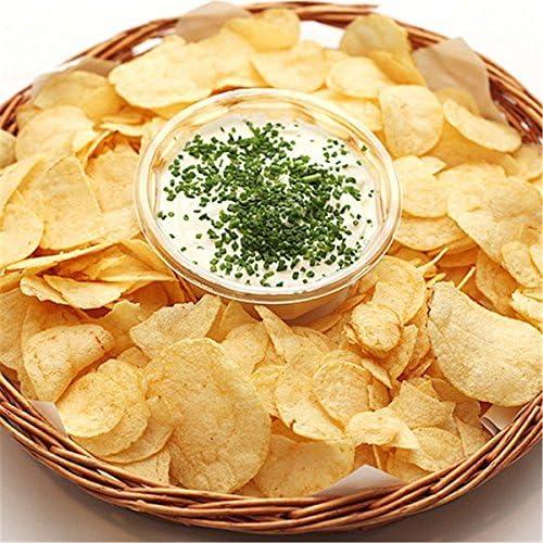 Compra Bluelover Cocina microondas manzana patata chips crujientes ...