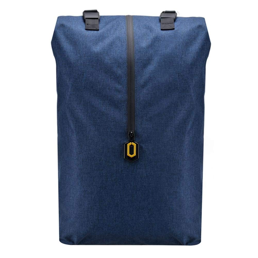 da26d70947 Litterprince Xiaomi Mi 90 Fun Casual Backpack Travel School Rucksack Laptop  Bag (Blue)  Amazon.in  Bags