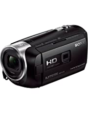 Sony HDR-PJ410 Full HD Camcorder with Built-In Projector (30x Optical Zoom, Optical SteadyShot, Wi-Fi and NFC)