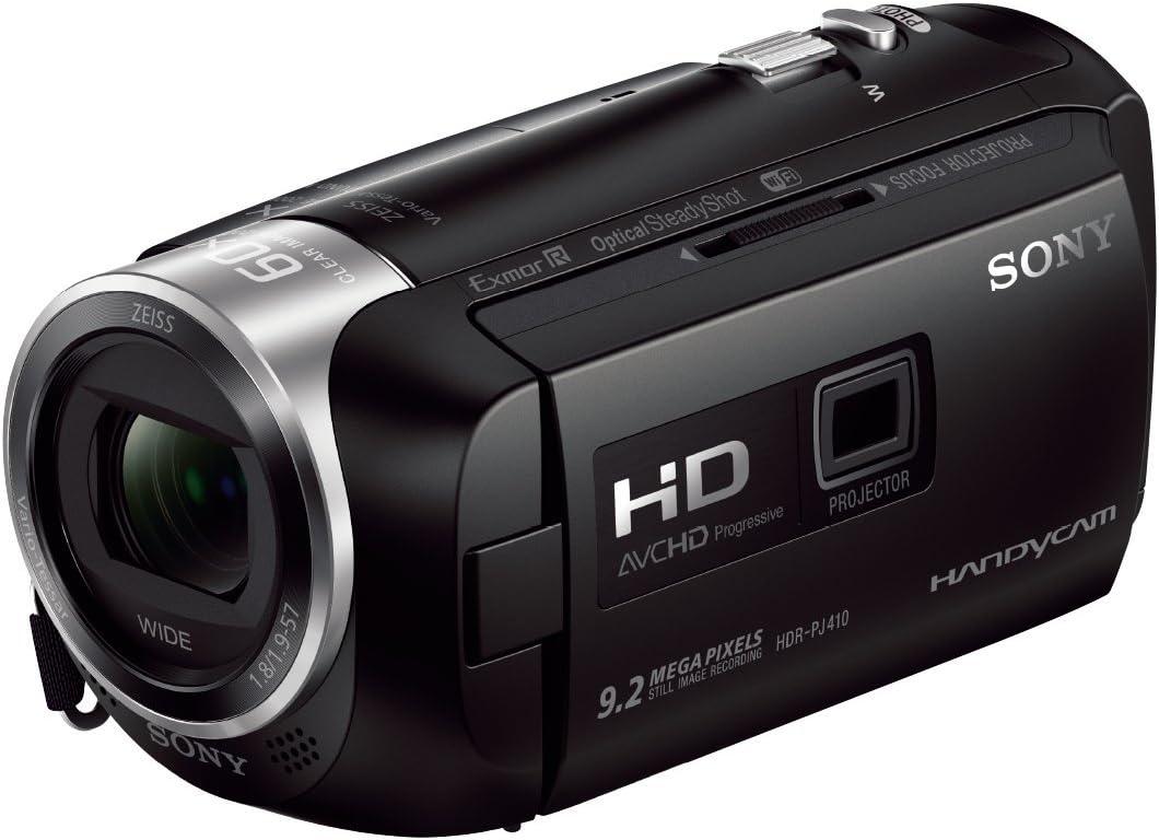Sony HDR-PJ410 - Videocámara (pantalla de 2.7