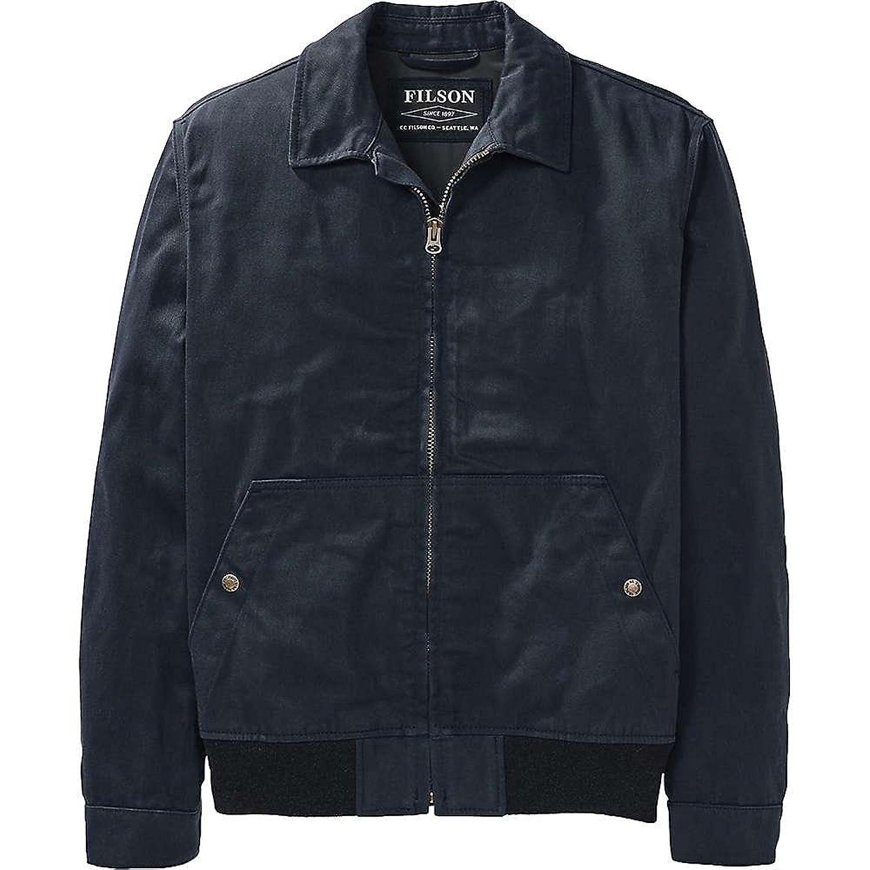 フィルソン メンズ ジャケットブルゾン Filson Men's Dry Wax Work Jacket [並行輸入品] B07BF8NRDD  Small