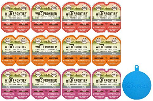Nutro Wild Frontier Perfect Portions High Protein Grain Free