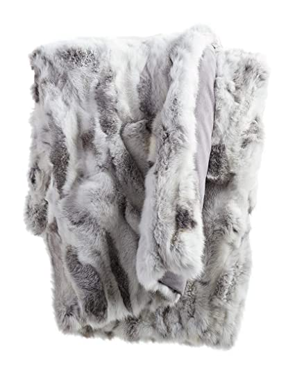 90a35e40faad4 Image Unavailable. Image not available for. Color  Adrienne Landau Fur Throw