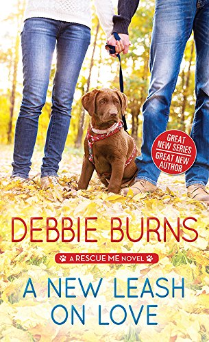 A New Leash on Love (Rescue Me Book 1) cover