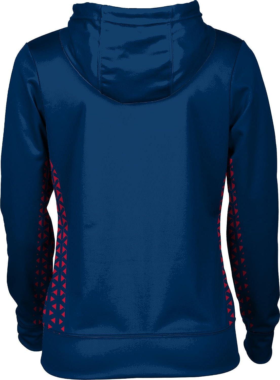 School Spirit Sweatshirt Geo University of Southern Indiana Girls Pullover Hoodie