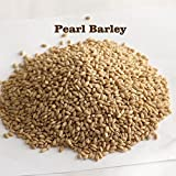Raw Pearl Barley Bulk Naturally Processed Cebada 25 lb