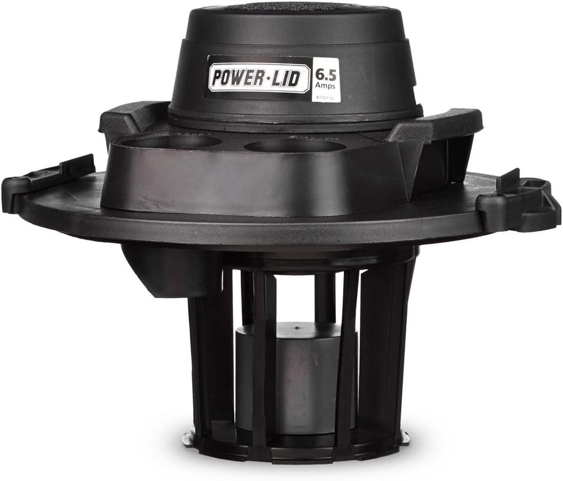Shop Vac 600-45-00 Power Lid 6.5Amp
