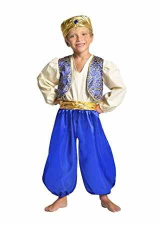 633e64e42 César - F478-002 - Disfraz Aladin - 5/7 años
