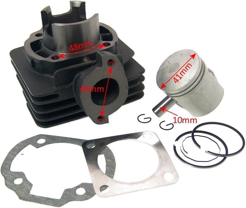 Zylinderkopf 50ccm STANDARD ITALJET Formula 50 AC Typ:FR50