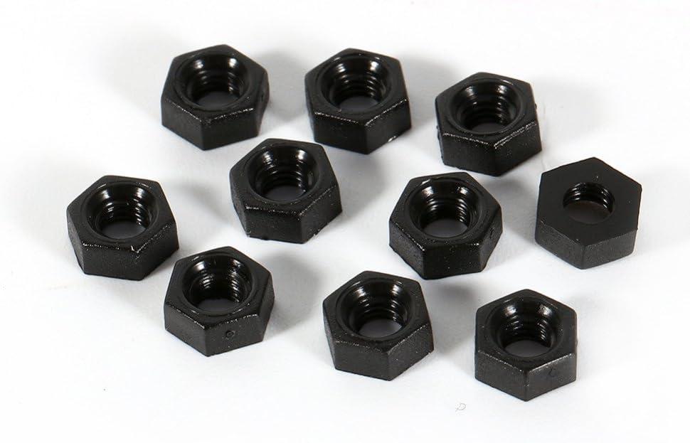 Parts /& Accessories 20pcs//lot M3 6//8mm M36+6mm M36+20mm Hex Column Standoff Spacer Black Nylon Optional Steel Screw Nut Nuts Color: M3 x 6 p 6 White
