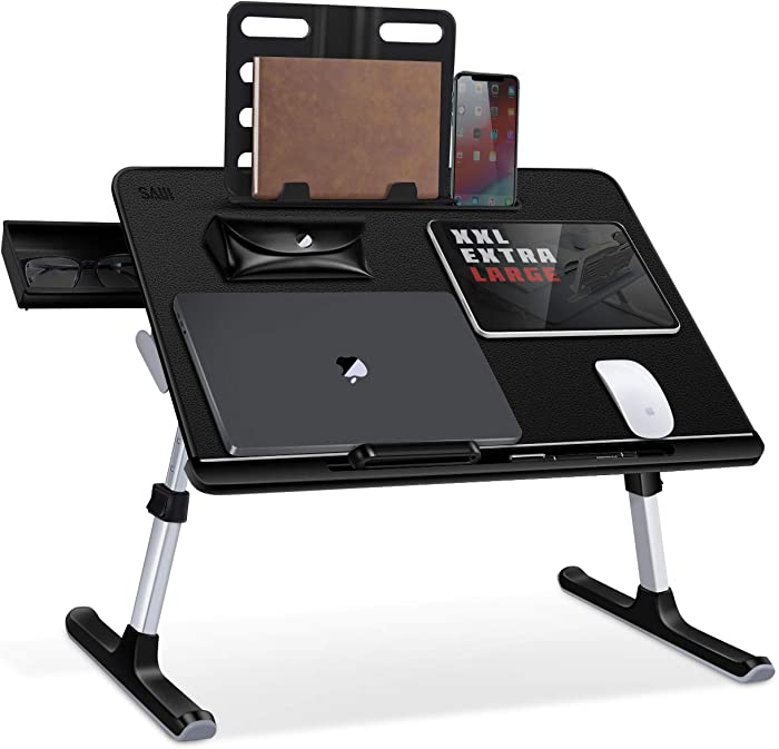 The Best Adjustable Foldable Laptop Stand Desk Table