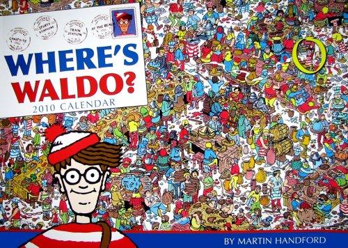 Where's Waldo 2010 Wall Calendar (Calendar) pdf