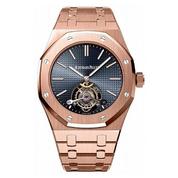 Audemars Piguet Royal Roble automatic-self-wind Mens Reloj 26510or. OO. 1220OR. 01 (Certificado) de segunda mano: Audemars Piguet: Amazon.es: Relojes