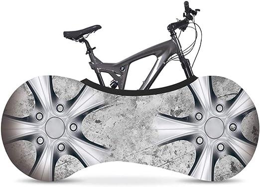 AFAGC Funda Cubre Bicicletas para Interiores – Serie De Ruedas ...