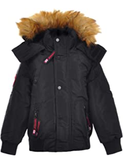 dd572645bc96 Amazon.com  CANADA WEATHER GEAR Boys  Outerwear Jacket (More Styles ...
