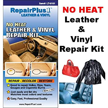 Amazon Com Leather Amp Vinyl Repair Kit Arts Crafts Amp Sewing