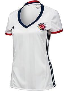 Adidas Colombia Home Womens Soccer Jersey Copa America Centenario 2016