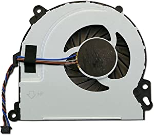 FEBNISCTE CPU Cooling Fan For HP ENVY 15-j000 15t-j000 15z-j000 series HP ENVY TouchSmart 15-j003cl 15-j003xx 15-j009wm 15-j020us 15-j040us 15-j050us Quad Edition 15-j051nr 15-j052nr 15-j053cl